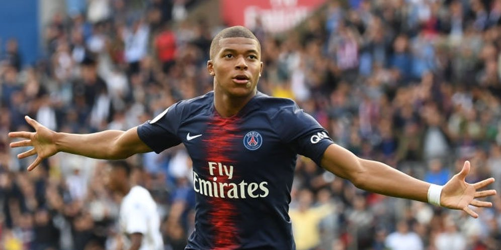 Madrid - Mbappe