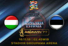 Prediksi Bola Hongaria vs Estonia 16 November 2018