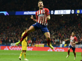 Atletico madrid vs Dortmund