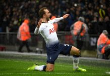 Premier League - Cuplikan Gol : Tottenham Hotspur 1 - 0 Burnley