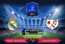 Prediksi Skor Bola Real Madrid vs Rayo Vallecano 16 Desember 2018