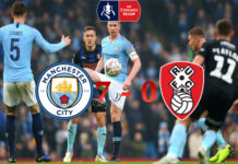 FA CUP - Cuplikan Gol : Manchester City 7 - 0 Rotherham United