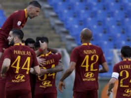 Hasil Skor Akhir As Roma vs Cagliari