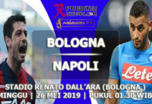 Pertandingan Bologns vs Napoli