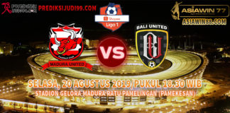 madura united vs bali united