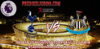 tottenham vs newcastle United