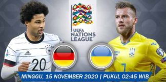 Prediksi Jerman vs Ukraina 15 November 2020